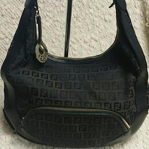 Fendi Bags   Zucca Shoulder Bag   Poshmark 6c28072ba6